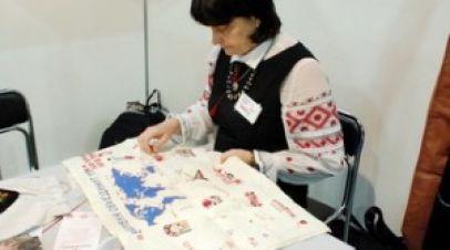 Мастер ручной вышивки